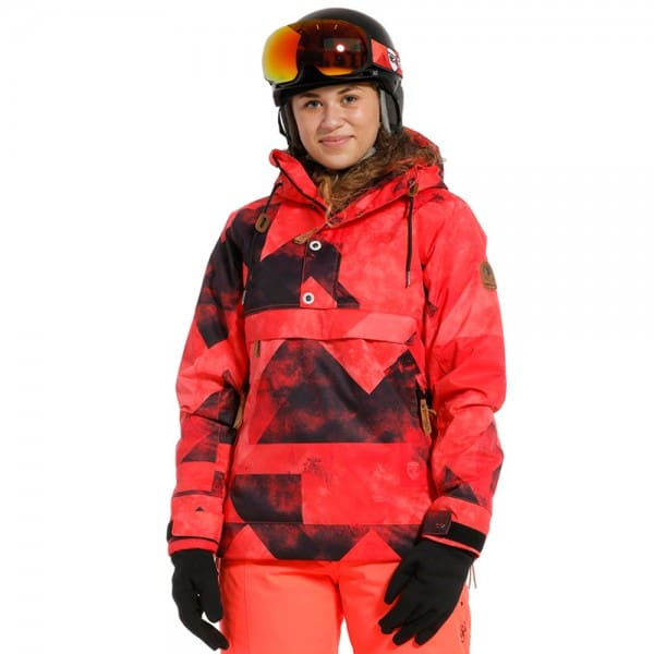 Rehall Frida-R Graphic Mountains Red/Pink