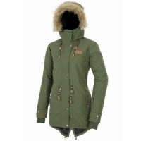 Picture Katniss Jacket Army Green