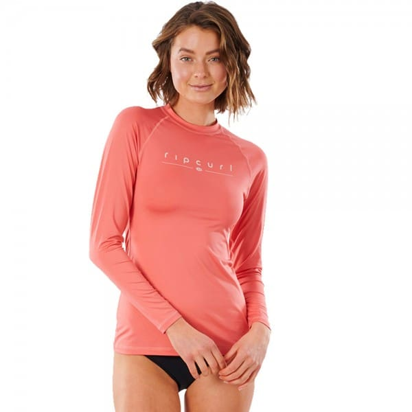 Rip Curl Golden Rays UV Longsleeve Coral