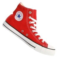 Converse Chucks All Star CT Hi Red
