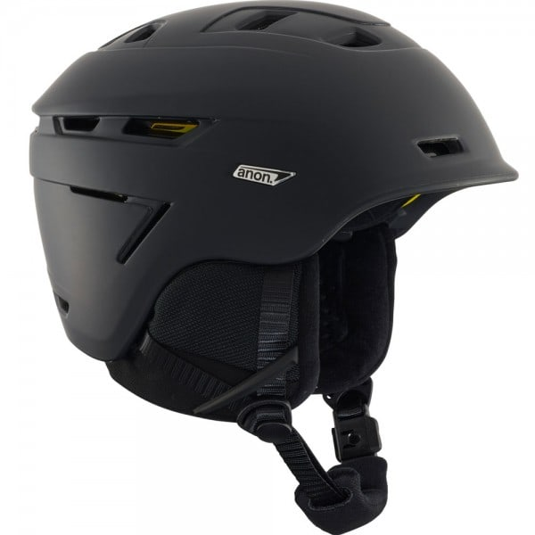 Anon Echo MIPS Snowboardhelm Blackout