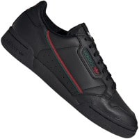 adidas Originals Continental 80 Sneaker Core Black