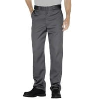 Dickies 874 Work Pant Herren-Hose Rinsed Steel Grey