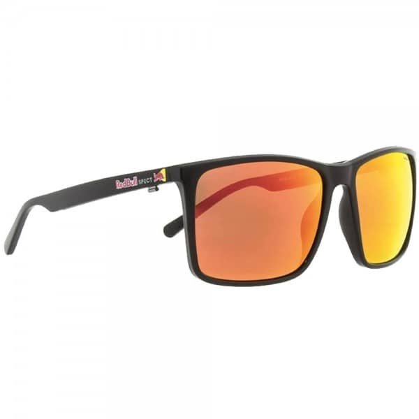 Red Bull Spect Eyewear BOW Sonnenbrille Shiny Black/Brown Polarized