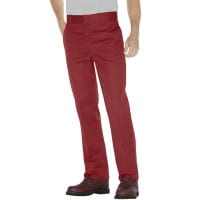 Dickies 874 Work Pant Herren-Hose English Red