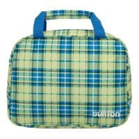 Burton Women's Tour Kit Damen-Waschtasche Gypsy Plaid