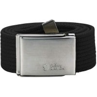 Fjaellraeven Canvas Belt Black