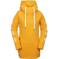 Volcom Costus Pullover Fleece Yellow